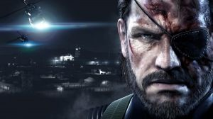 Preview wallpaper metal gear solid v ground zeroes, metal gear solid v, art, kojima productions 1920x1080