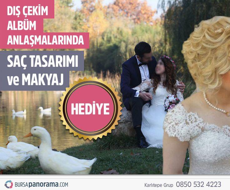 Karlıtepe Grup Düğün Kampanyaları - Düğün Salonları - Bursa Panorama - Bursa Kuaför ve Güzellik Merkezi - Bursa Makyaj