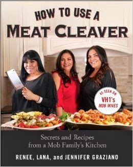 The Graziano Sisters Heat Up The Kitchen And Teach Us How To Use A Meat Cleaver!