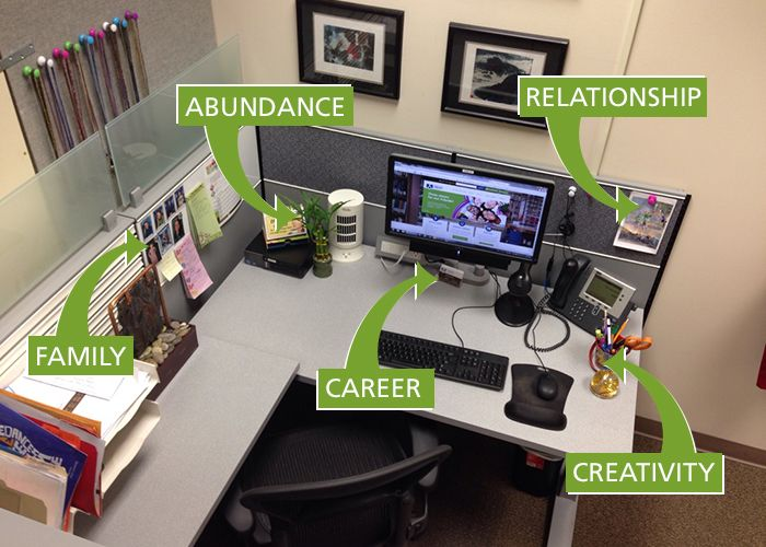 Zen Your Workspace by Gwendolyn Haley | Spokane County Library District. Cubicle  DecorationsCubicle IdeasDecorating Work ...