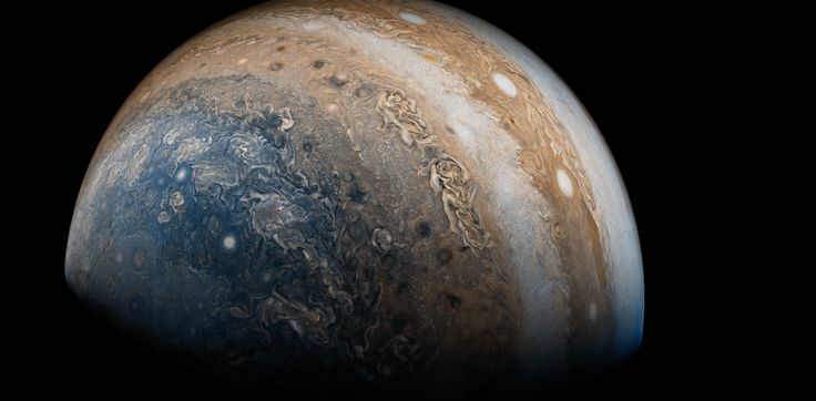How insights into 'supercritical fluids' could help us understand the interior of the giant gas planets