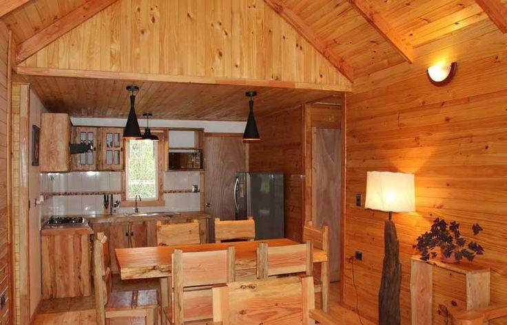 Modelos de casas prefabricadas de madera nativa casas - Cocheras de madera prefabricadas ...