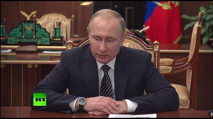 Путин сообщил о подписании документа по контролю за перемирием в Сирии