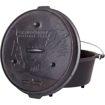 Camp Chef Deluxe 12-Quart Dutch Oven | Backcountry.com