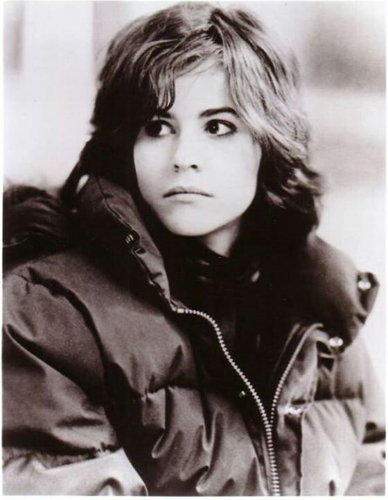 Ally Sheedy - Breakfast Club. Part of the reason why I was named Alison, so that I could be called Ali like her