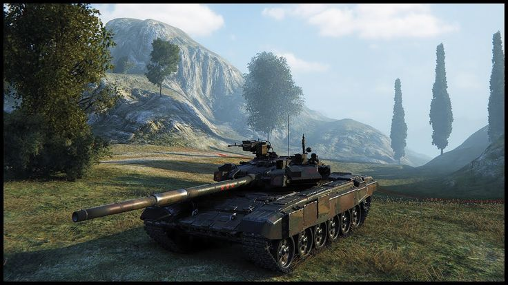 Объект 907 (Milkys Mod Т-90А) - 10.3K Damage - 10 Kills - World of Tanks...