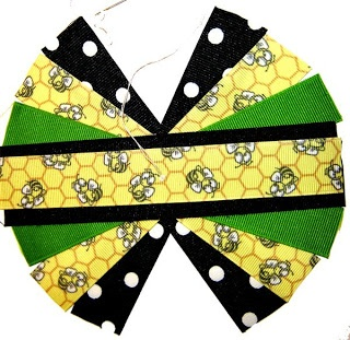 hairbowswonderworld: How to make spikes for the STACKED BOUTIQUE BOW