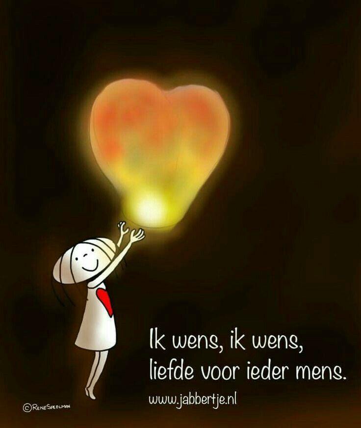 Ik wens..