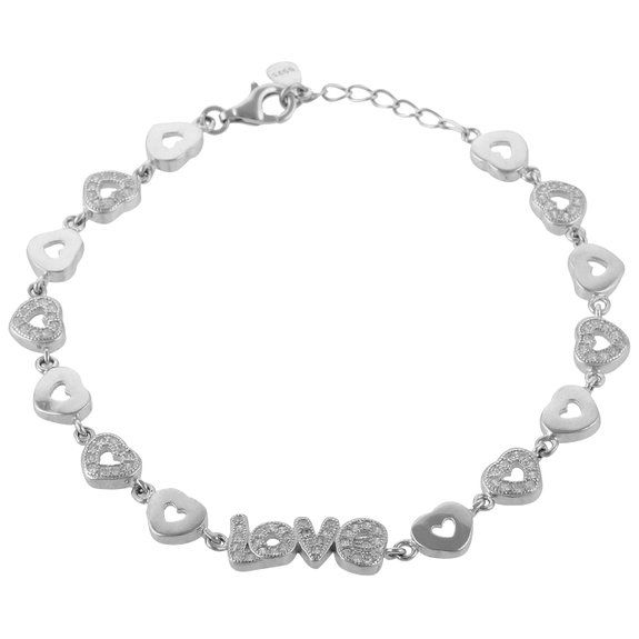 Love Diamond bracelet for Women