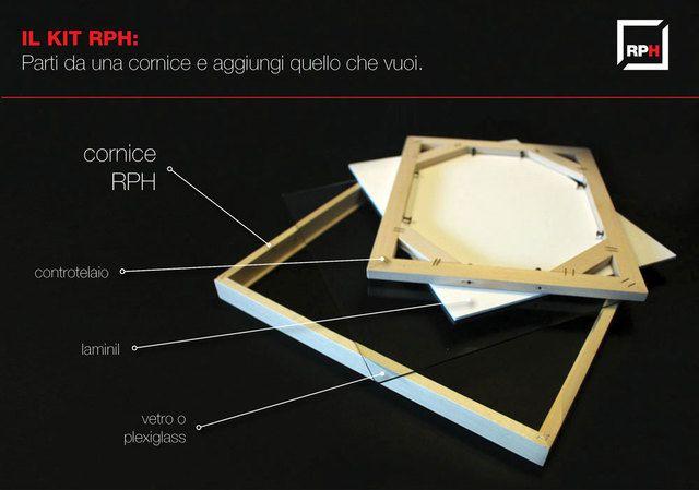 RPH   Ora puoi scegliere il tuo KIT di montaggio
