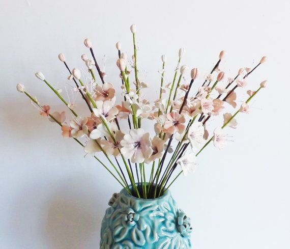 Image result for BronsCeramics cherry blossoms