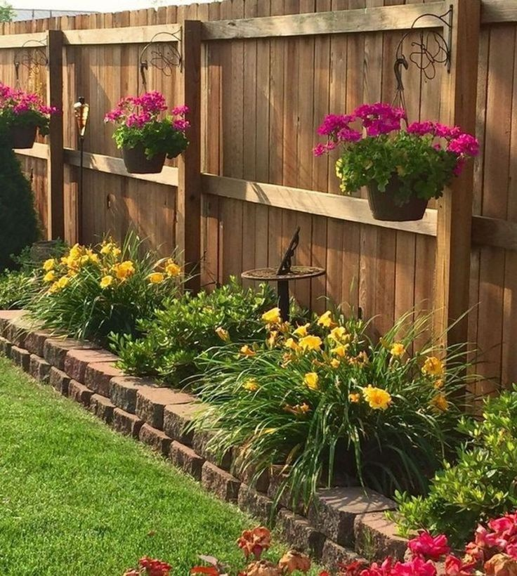 42 awesome flower bed ideas to try today 21 backyard