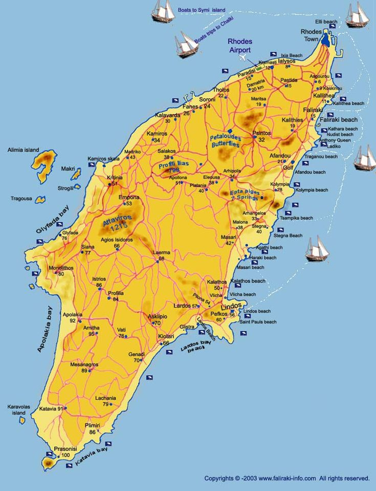 Rhodes - Greek Isles no.5