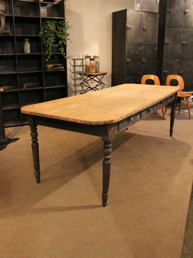 mobilier industriel vintage bande transporteuse caoutchouc. Black Bedroom Furniture Sets. Home Design Ideas