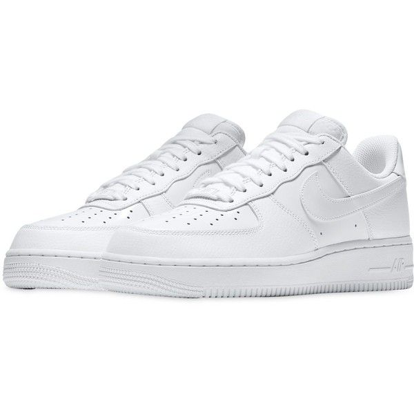 Nike Women Air Force 1 Leather Sneakers (424.780 COP