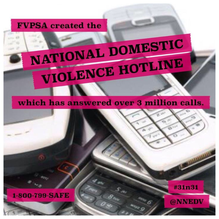 26. #FVPSA created the National Domestic Violence Hotline, which operates 24/7, is available in 170 languages, and has answered over 3 million calls for help. You can reach the Hotline at 1-800-799-SAFE (7233) or online at: http://www.thehotline.org/ #31n31 #DVAM #DVhotline