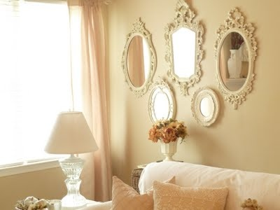 40 best Vintage & Antique Mirrors images on Pinterest | For the home ...