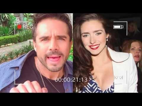 José Ron agredió a su novia y su ex, Ariadne Díaz, habla al respecto
