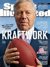 """He looked me right in the eye,"" Robert Kraft recalled, ""and said to me, 'Mr. Kraft, hi, I'm Tom Brady. I just wanted to tell you I'm the best decision your franchise has ever made.'""