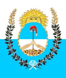 [Province of Mendoza flag]