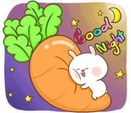 TuaGom : Puffy Rabbit - Creators' Stickers