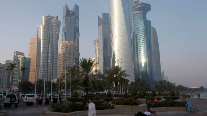 Four Arab countries: Dialogue with Qatar conditionally prepared