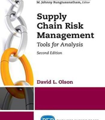Supply Chain Risk Management Second Edition PDF
