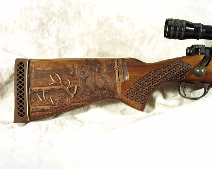 Gunstock relief carving uncategorized gun stock