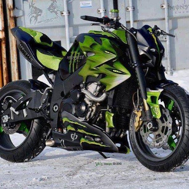 Monster Design. I love it!