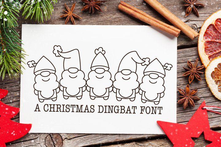 Christmas Dudes A Christmas Dingbat Font Christmas Christmasdingbat Dingbatfont Christmasfont Symbolsfont Symbol In 2020 Dingbat Fonts Christmas Fonts Dingbats