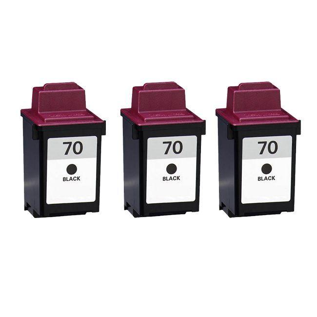 N Lexmark 70 Compatible Ink Cartridges