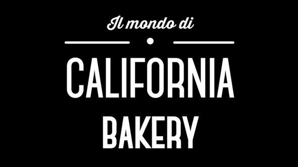 Le ricette di california backery