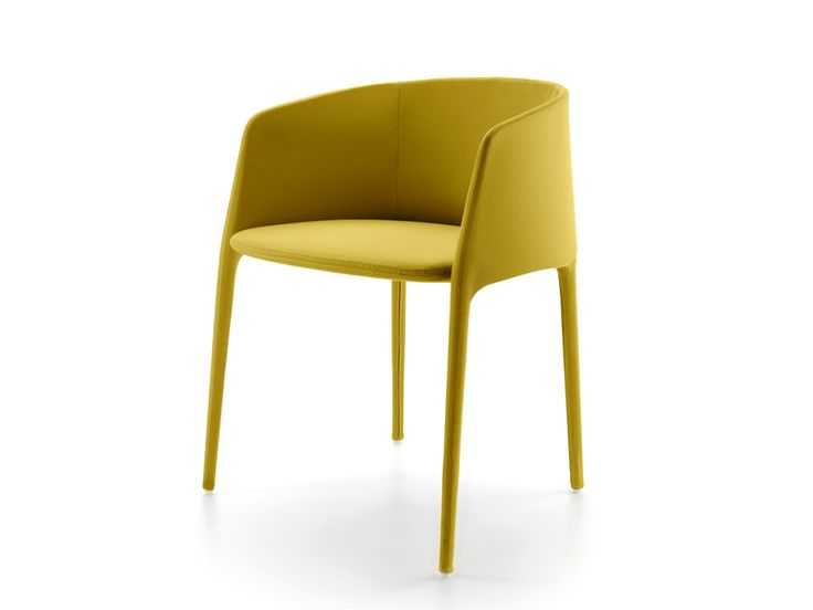 UPHOLSTERED ARMCHAIR ACHILLE COLLECTION BY MDF ITALIA | DESIGN JEAN-MARIE MASSAUD