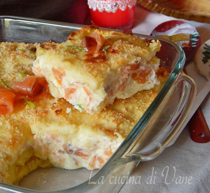 Sformato+di+salmone+e+robiola+in+crosta+di+patate