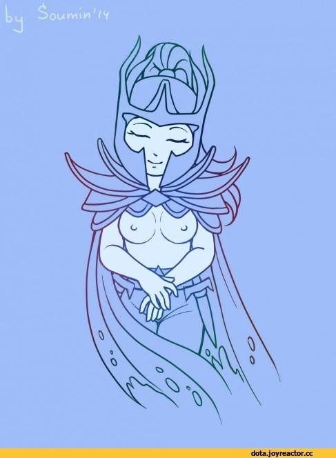 Tresdin the Legion Commander,Dota,фэндомы,Lina the Slayer,Slithice the Naga Siren,Aiushtha the Enchantress,Lyralei the Windranger,Krobelus the Death Prophet,Rylai the Crystal Maiden,Mortred the Phantom Assassin,Shendelzare the Vengeful Spirit,Lanaya the Templar Assassin,Soumin,Dota Ero,Dota