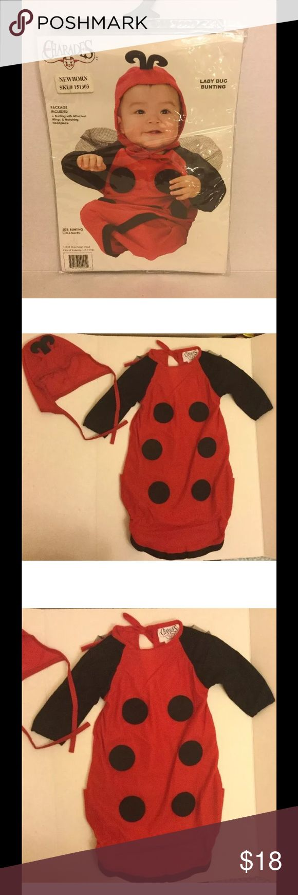 Top 25+ best Baby ladybug costume ideas on Pinterest | Ladybug ...