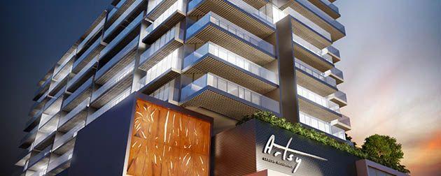 Artsy Leblon Residence Apartamentos 2 quartos all Suítes com Serviços à venda no Leblon, Av. Afrânio de Melo Franco, Zona Sul - RJ