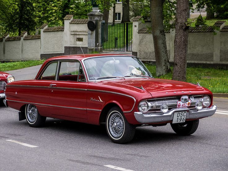 two-door hardtop & 472 best FORD FALCON images on Pinterest | Ford falcon Falcons ... markmcfarlin.com