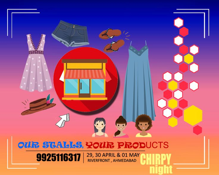 Book your Stall & Promote Your Business, Products or Art. #FleaMarket  Take this opportunity to prove your business skills & talent. #MyChirpyBurpy - http://glitterzevent.in/