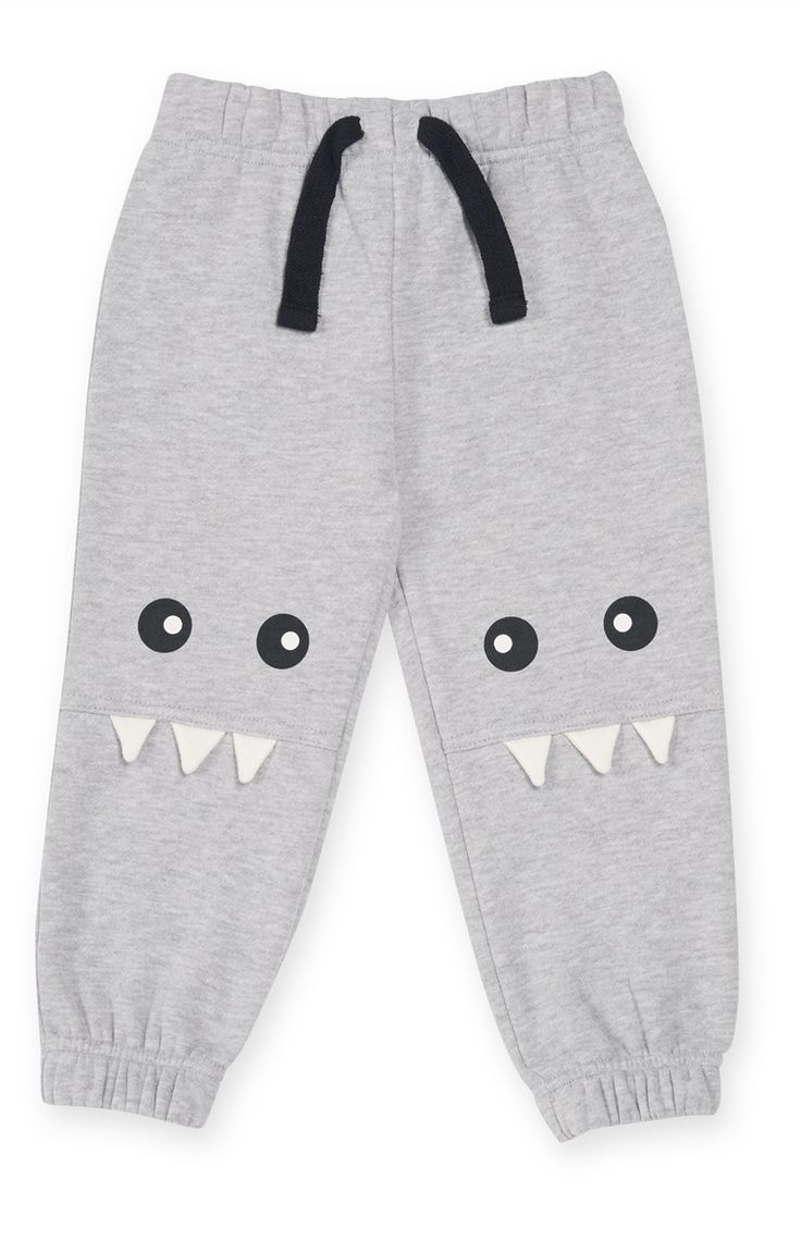 Grey Monster Joggers