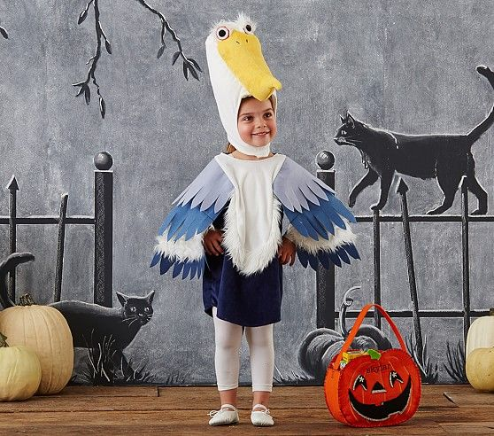 Pelican Costume | Pottery Barn Kids