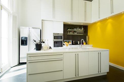 white kitchen belsize gardens contemporary kitchens beautiful design