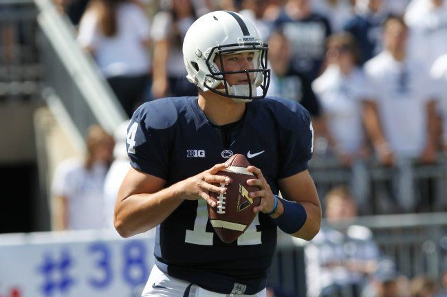 PENN STATE – FOOTBALL 2013 – Bill O'Brien is one of the best coaches in college football. With one of the most inexperienced rosters in the country, he was able to pick up PSU's first home win of the year.  He will continue to be the best mentor for Hackenberg.
