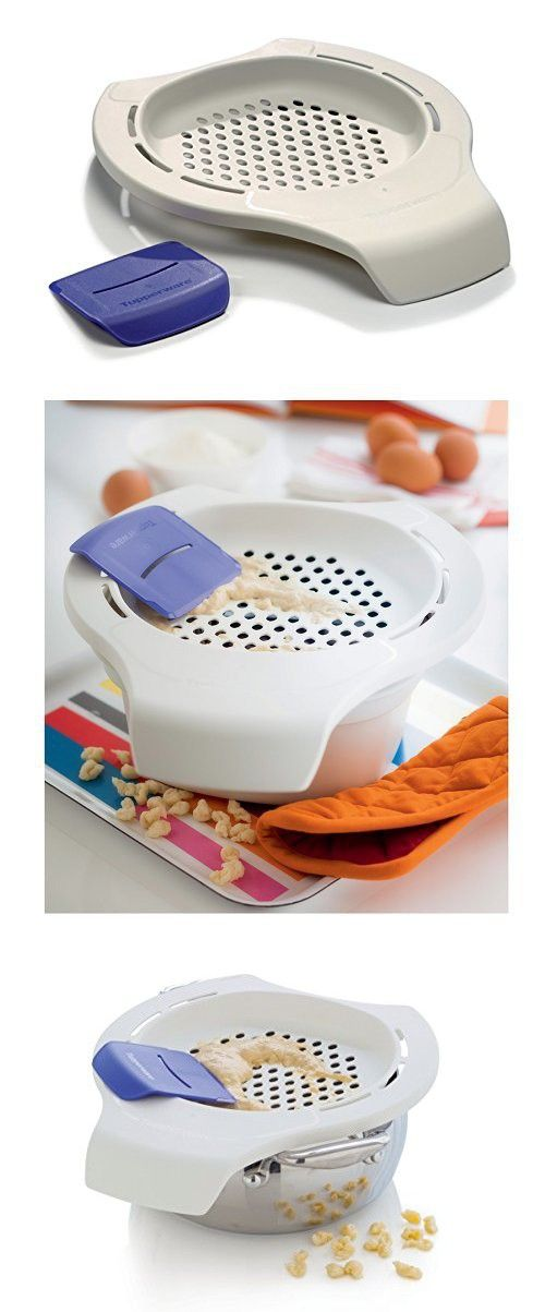 Tupperware spaetzle maker Swabian pasta maker