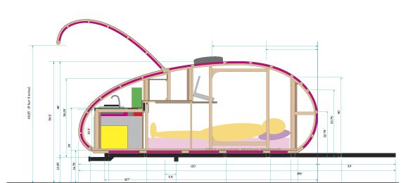plans for a Luxotear teardrop trailer                                                                                                                                                                                 More