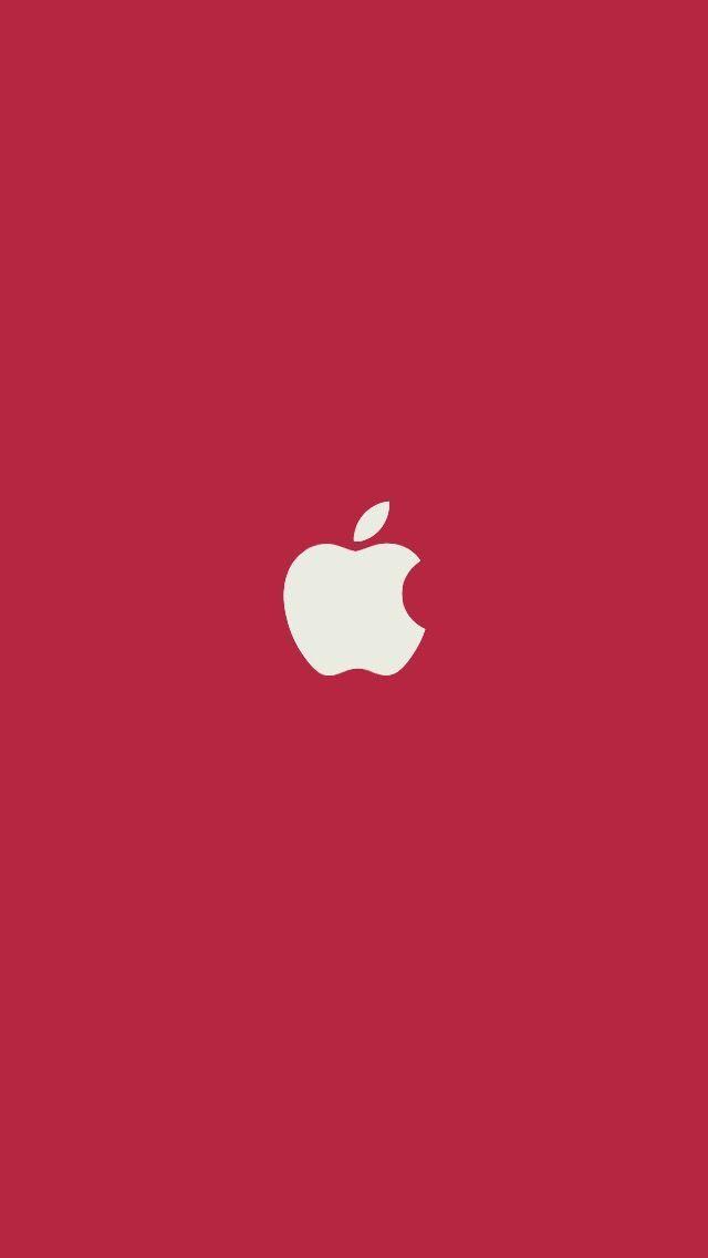 Red Apple Logo Wallpaper : apple, wallpaper, Apple, Wallpaper, #Apple, #applewatch, #wallpaper, Iphone, Wallpaper,