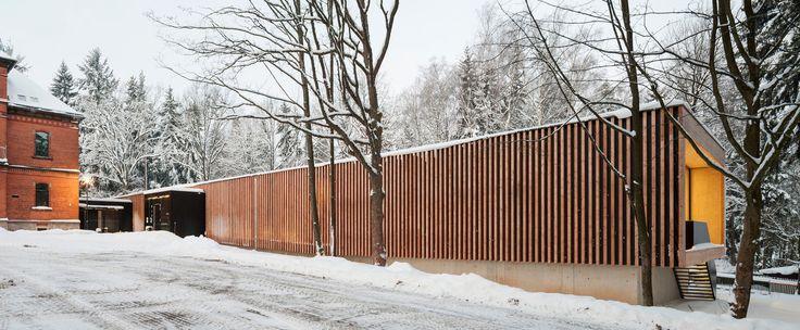 Galeria de 50 Detalhes construtivos de arquitetura em madeira - 165
