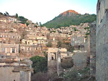 Kayakoy Ghost village