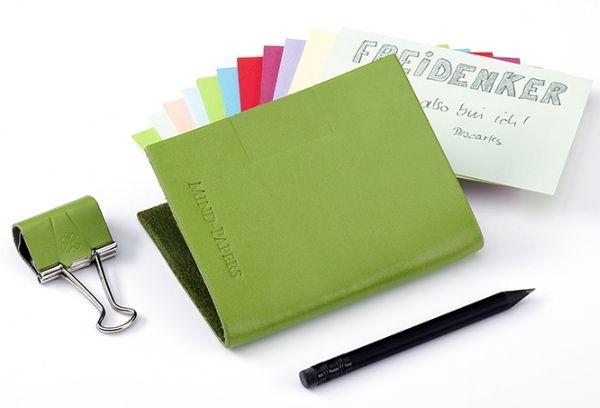 Mind-Papers - ein tolles Produkt! Karteikarten, Lernkarten, Karteikartenbox, Karteikartenkasten, Lernkartei A8, A6, A7, A5, hier: Mind-Papers