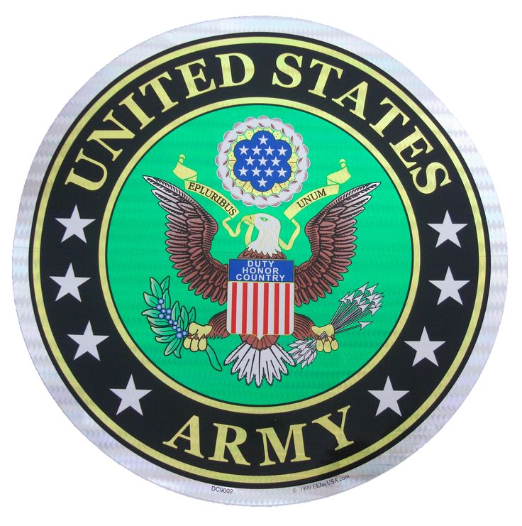 Loans For Veterans With Bad Credit >> Images For > Official Army Emblem | logo art | Pinterest | Army